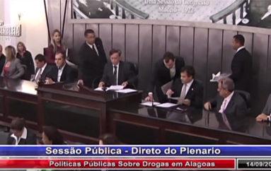 Política Públicas Sobre Drogas em Alagoas Parte I e II