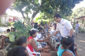 Visitas em Atalaia (28-09-2014)