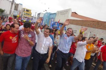 Arrastão em Arapiraca (04-10-2014)