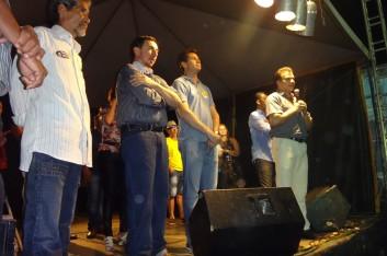 Evento em Maribondo (27-09-2014)