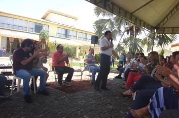 Reunião com Marcelino Alexandre (28-09-2014)