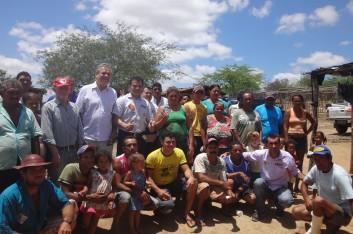 Visitas em Jaramataia com Rubinho (30-09-2014)