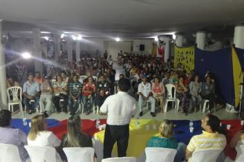 Reunião com Cida do Tuta (30-09-2014)