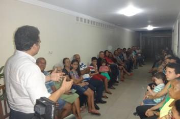 Reunião na casa do Paulinho de Jaramataia (30-09-2014)