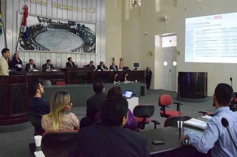 Comissão de Orçamento discute projeto de lei orçamentária de 2016