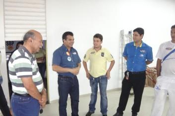 Visita com Zé Lopes (01-10-2014)