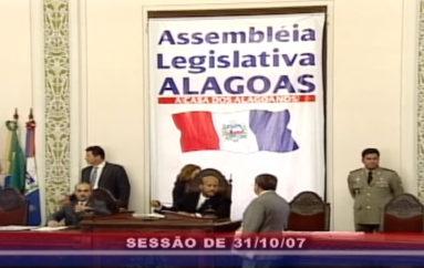 DIRETO DO PLENÁRIO HD 31 10 2007
