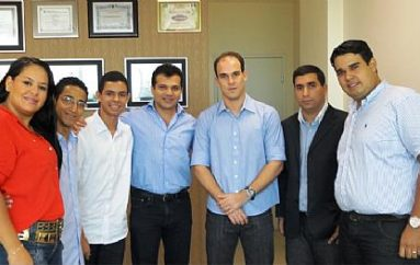 JPMDB-AL participa de reunião com Ricardo Nezinho