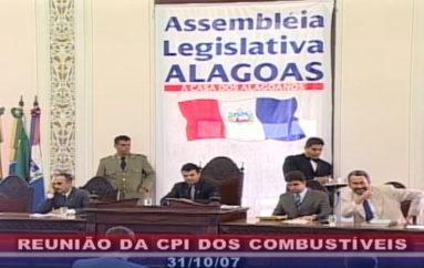 REUNIÃO DA CPI DOS COMBUSTÍVEIS PARTE 1 HD 31 10 2007