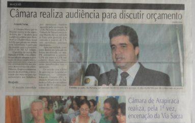 Ricardo Nezinho é eleito Presidente da Comissão de Constituição e Justiça da ALE