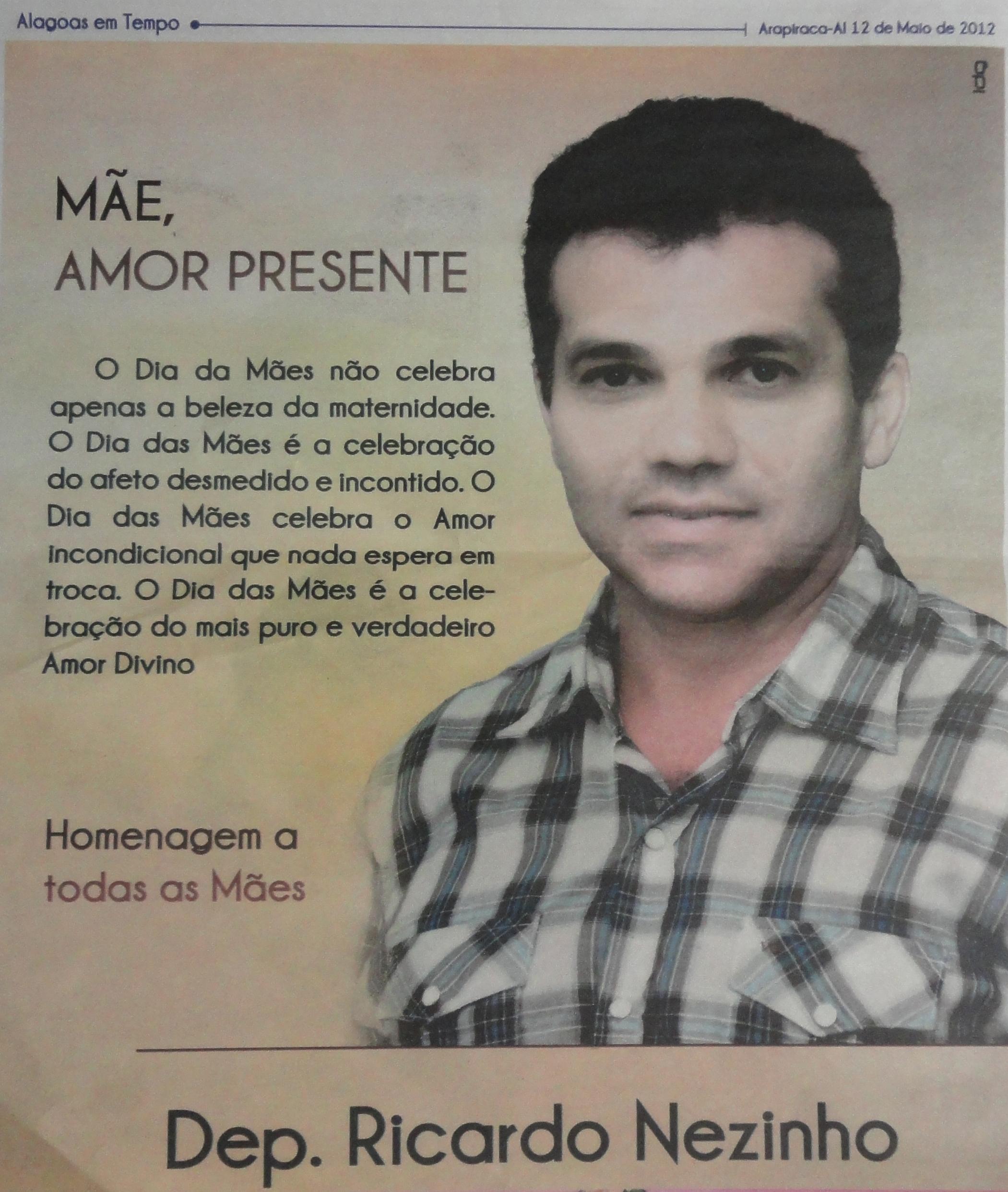 Alagoas em tempo 13-05-2012