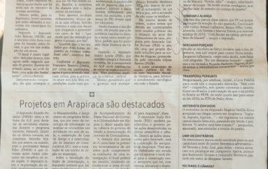 Projetos em Arapiraca são destacados