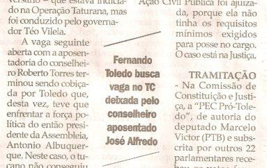 "Entenda ""a peleja"" de Fernando Toledo"