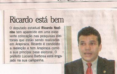 Ricardo está bem