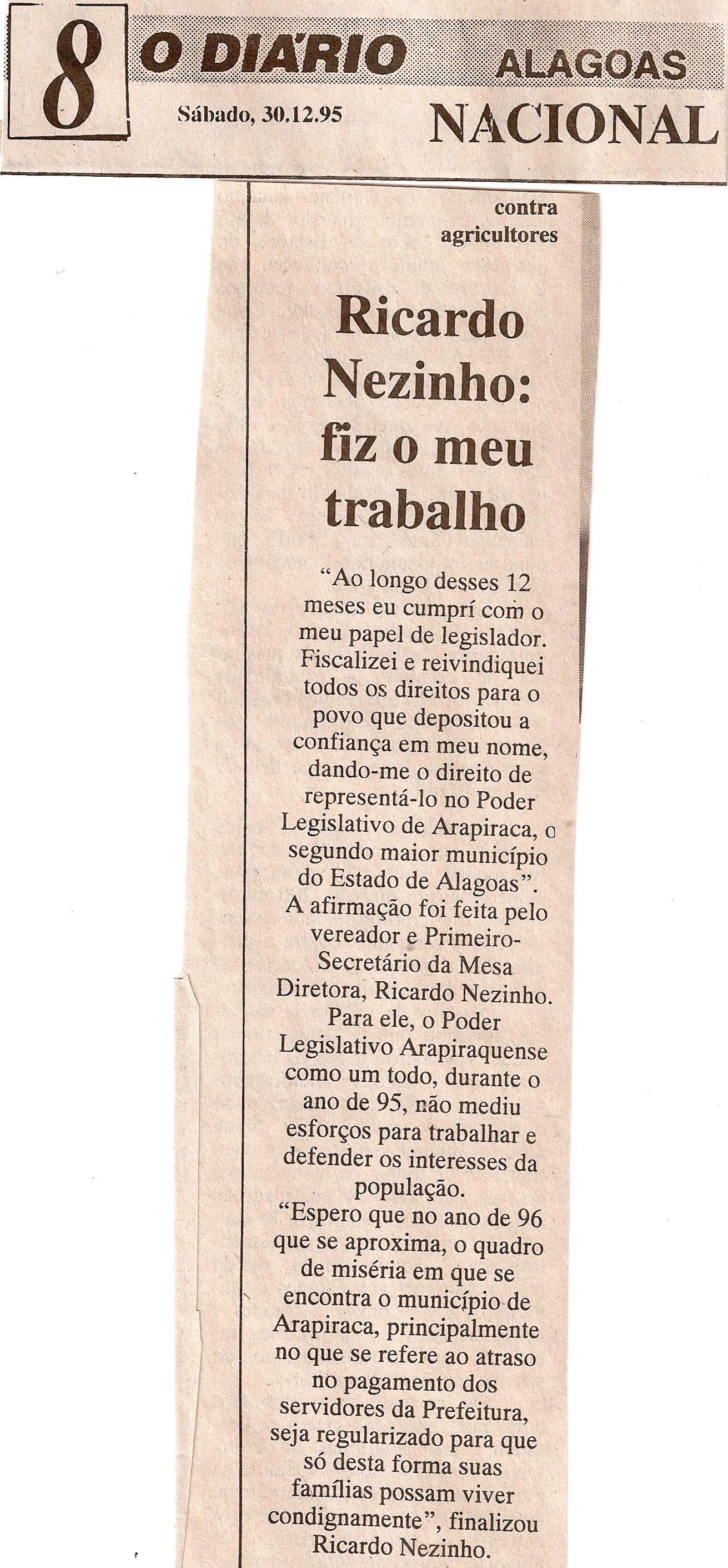 O Diario 30-12-95