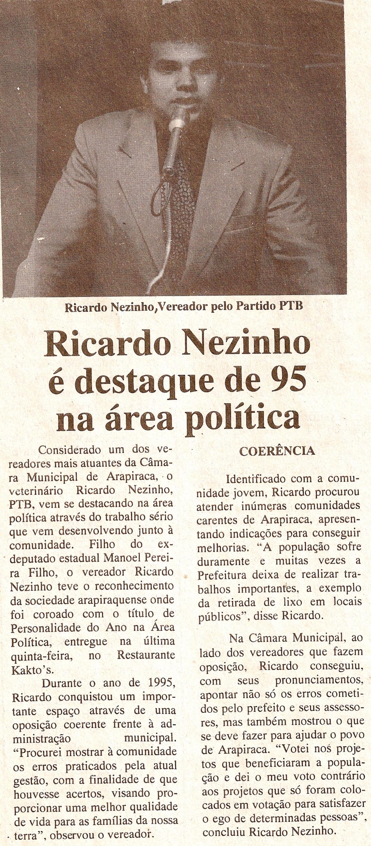 Tribuna Livre 05-01-96
