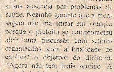Vereador Ricardo Nezinho