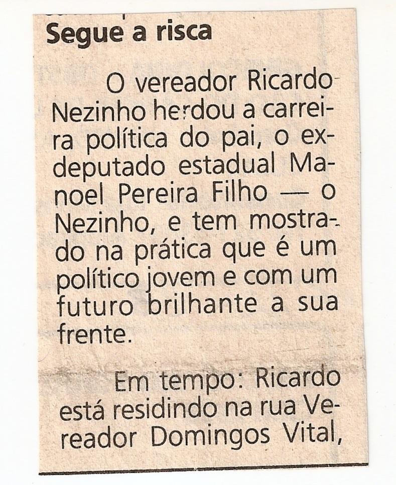 Tribuna Livre 06-12-93