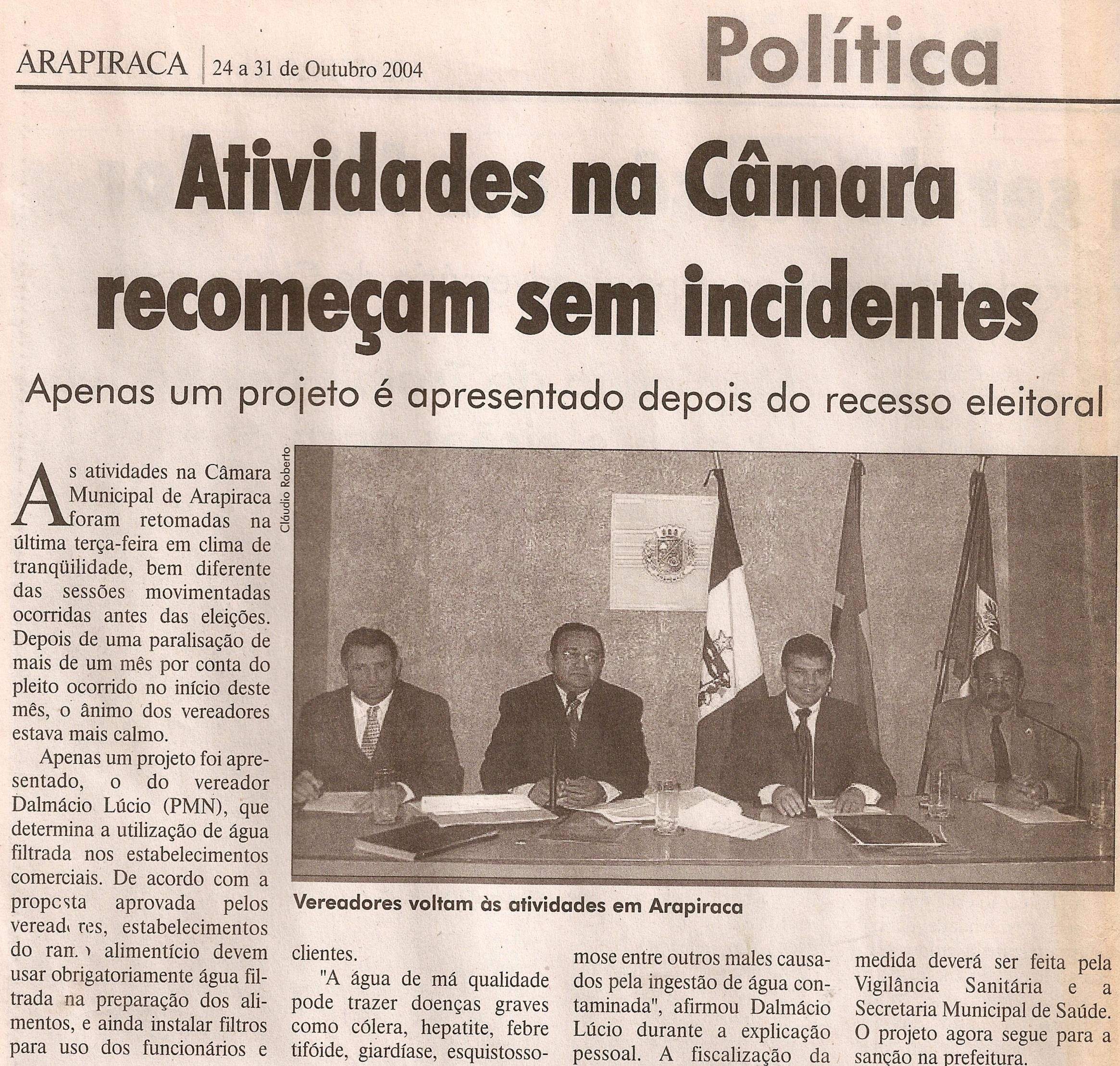 alagoas em tempo  04 a 31-10-2004