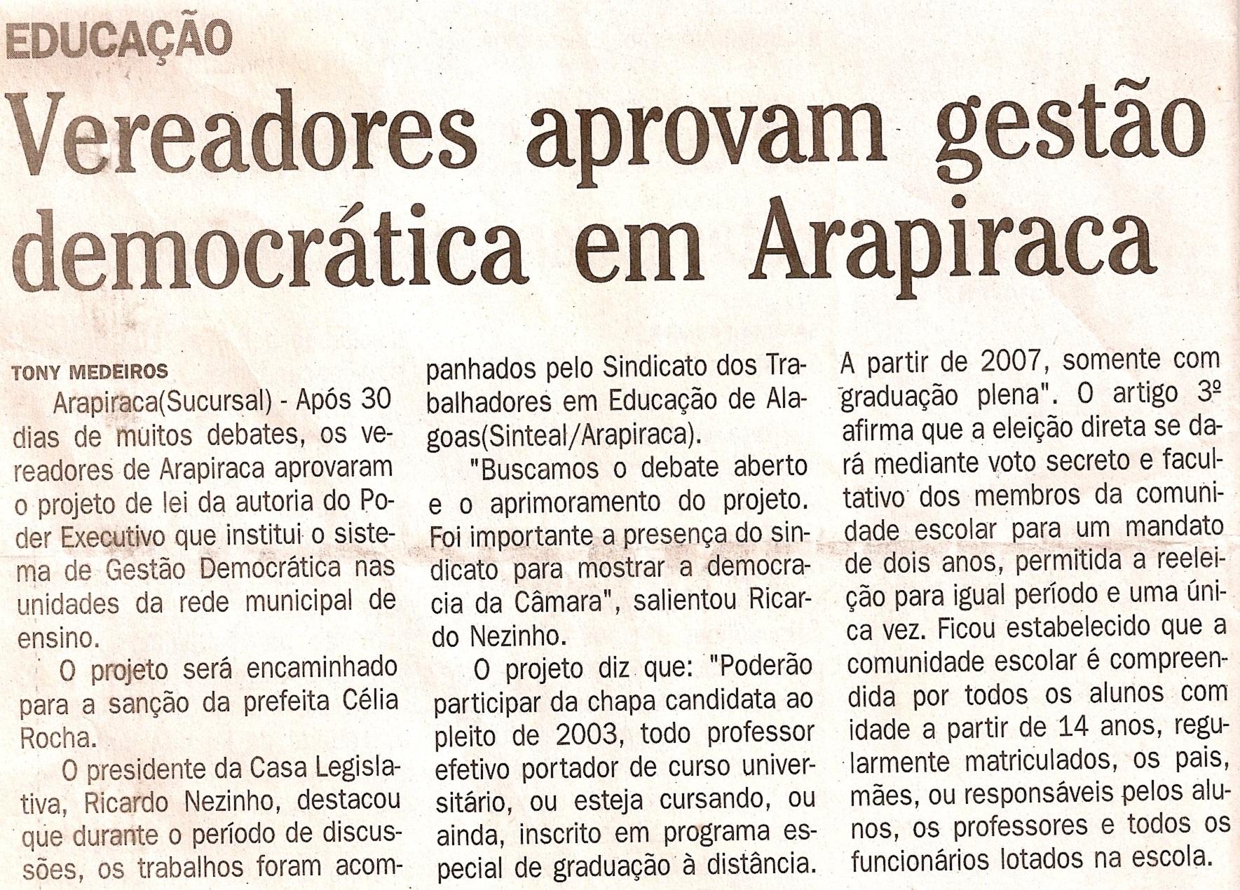 tribuna 10-05-2003