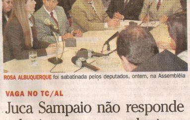 Juca Sampaio não responde sabatina e causa Mal-Estar