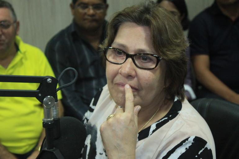 Emocionada e em tom de despedida, Célia Rocha anuncia Nezinho e Yale como pré-candidatos