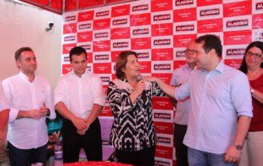 Célia destaca parceria com governo para ampliação do Hemoar e UE do Agreste