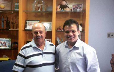 Beto Barreto anuncia apoio pré-candidatura de Nezinho a prefeito