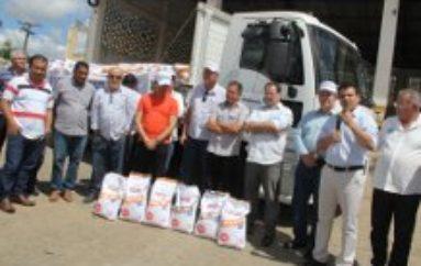 Luciano destaca apoio de Nezinho às ações do governo em Arapiraca