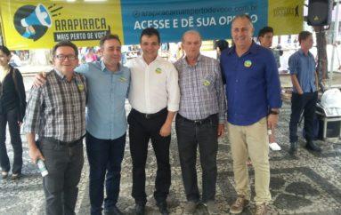 Site para ouvir sugestões dos eleitores é lançado em Arapiraca