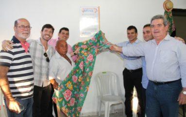 Emoção marca entrega de centro de equoterapia na Associação das Pessoas com Deficiência