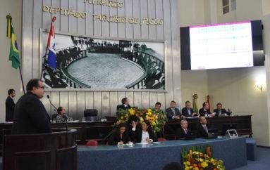 Indicadores econômicos do Estado são apresentados em debate sobre a LDO 2017