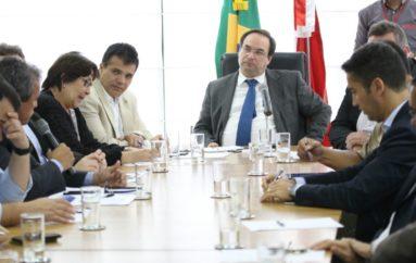 Governador apresenta propostas de segurança e infraestrutura para Arapiraca