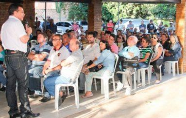 Ricardo Nezinho tem agenda com reuniões estratégicas durante a pré-campanha