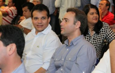 Senador Renan diz em encontro que PMDB fará prefeito de Arapiraca