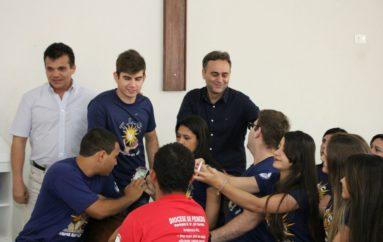Treinamento de liderança reúne 2 mil jovens em Arapiraca