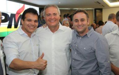 Renan Calheiros diz que Nezinho é um candidato competitivo em Arapiraca