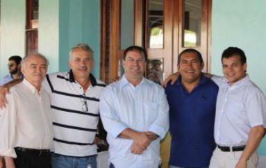 Nezinho recebe apoio de empresários do setor atacadista em Arapiraca