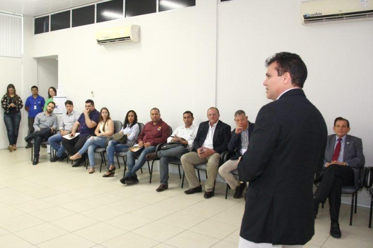 Ricardo Nezinho participa de assinatura de construção da unidade própria do Senac em Arapiraca