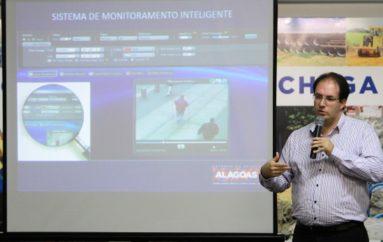 Projeto sobre o videomonitoramento de Arapiraca será apresentado nesta segunda-feira