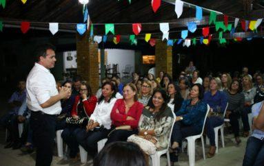 Ricardo Nezinho e Yale participam de reunião com professores e empresários