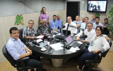 Vice-governador confirma projetos para Arapiraca e declara apoio a Ricardo Nezinho