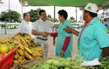 Nezinho diz que Feira da Agricultura de Arapiraca é uma referência para todo o Nordeste