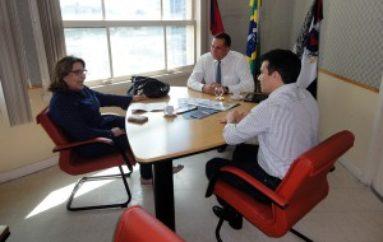Ricardo Nezinho e Célia Rocha reivindicam seis bases de Polícia Comunitária
