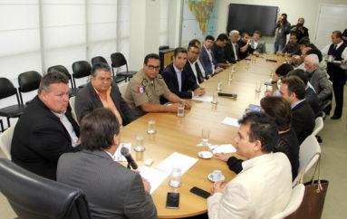 Governador anuncia investimentos em segurança pública no Agreste