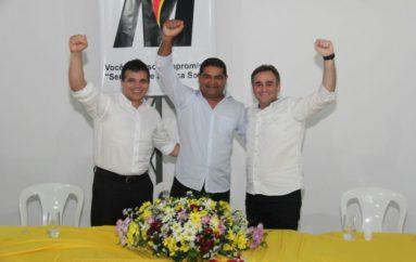 Com lideranças comunitárias, Moisés Machado lança pré-candidatura a vereador
