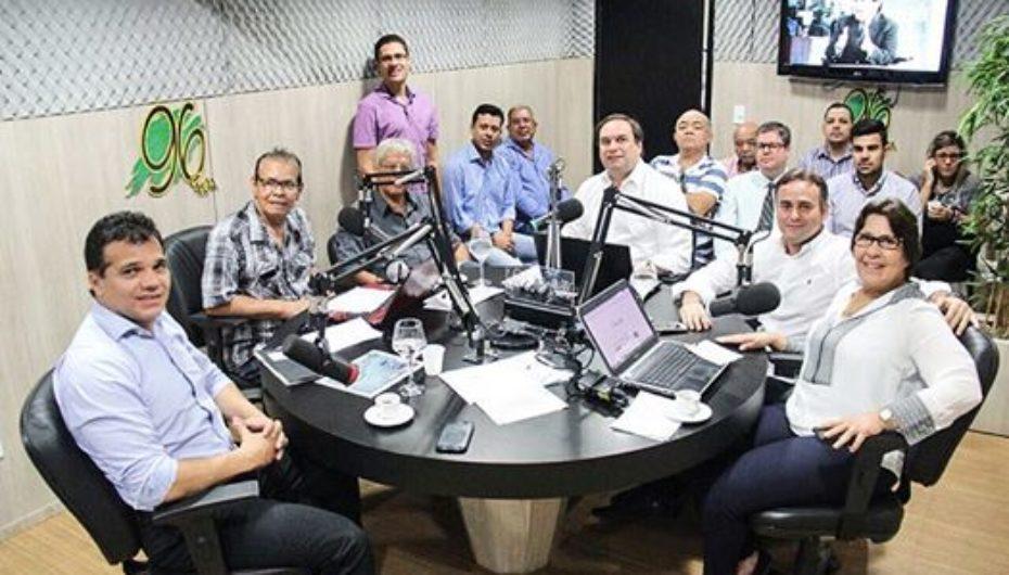 Entrevista na Rádio 96 FM Arapiraca