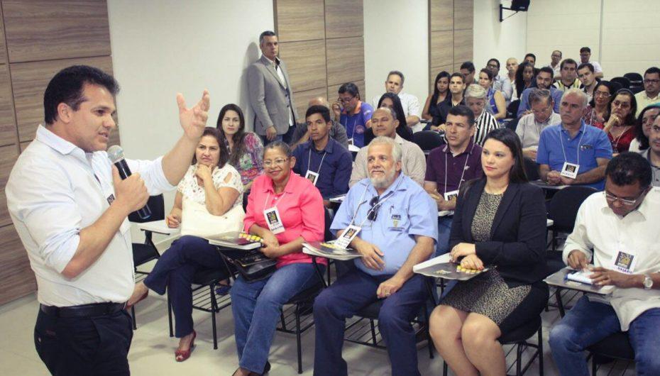 Reunião com empresários de Arapiraca