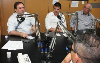 Luciano Barbosa diz que governo vai continuar investindo no interior