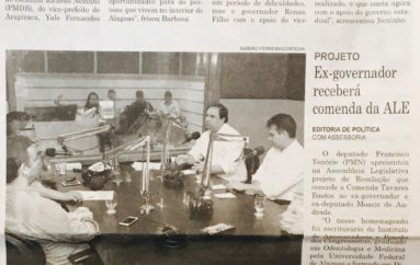Barbosa destaca união em prol de Arapiraca